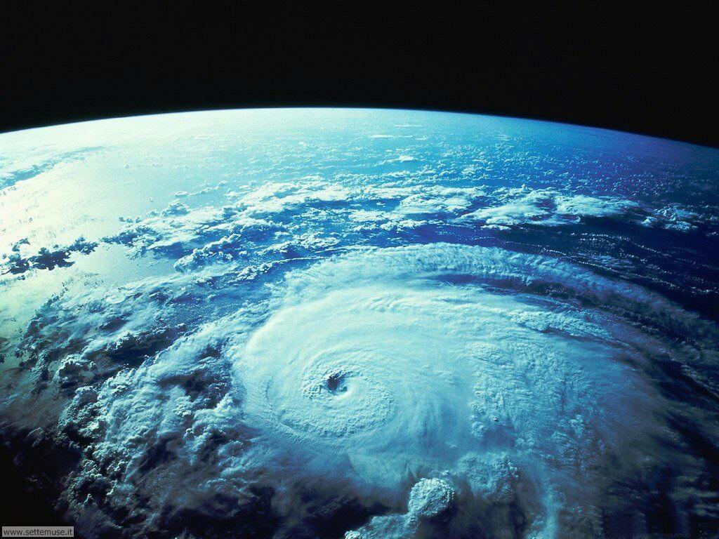 Immagini del pianeta Terra visto dallo spazio 006