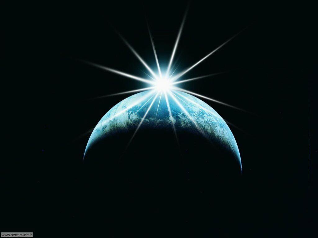 Immagini del pianeta Terra visto dallo spazio 007