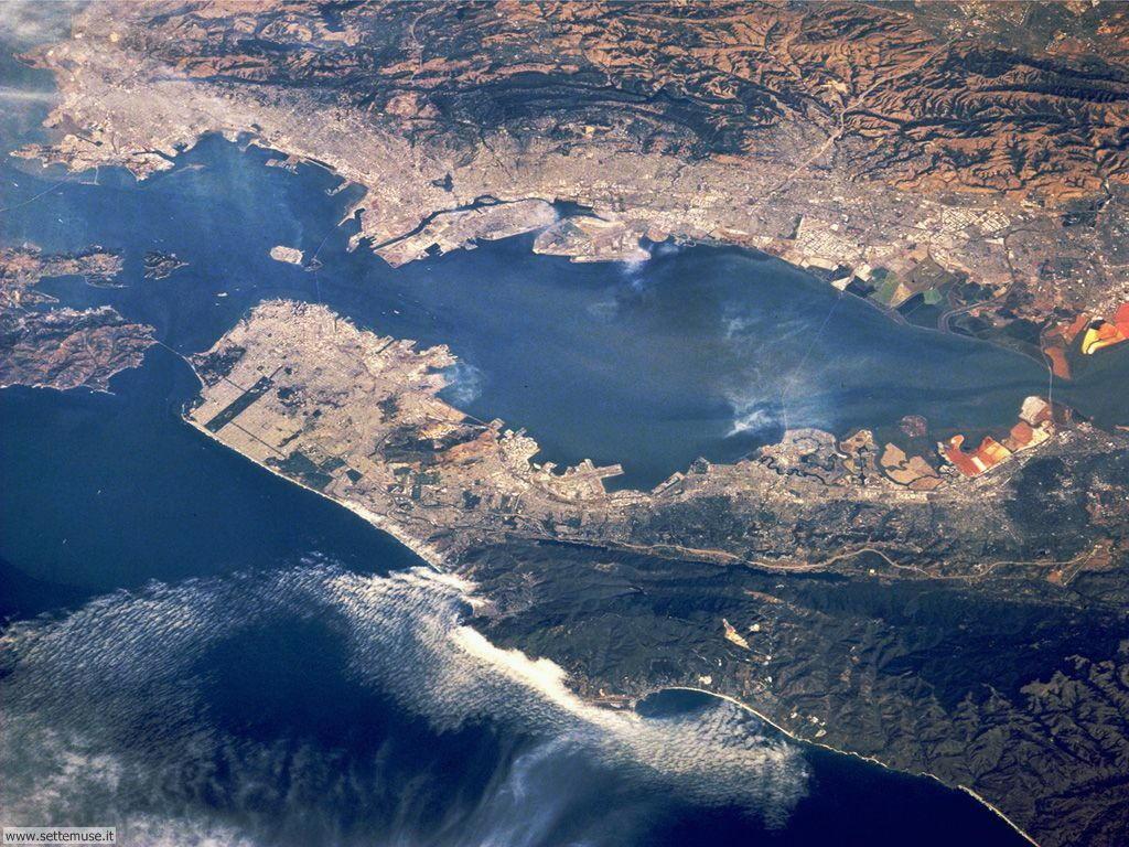 Immagini del pianeta Terra visto dallo spazio 011