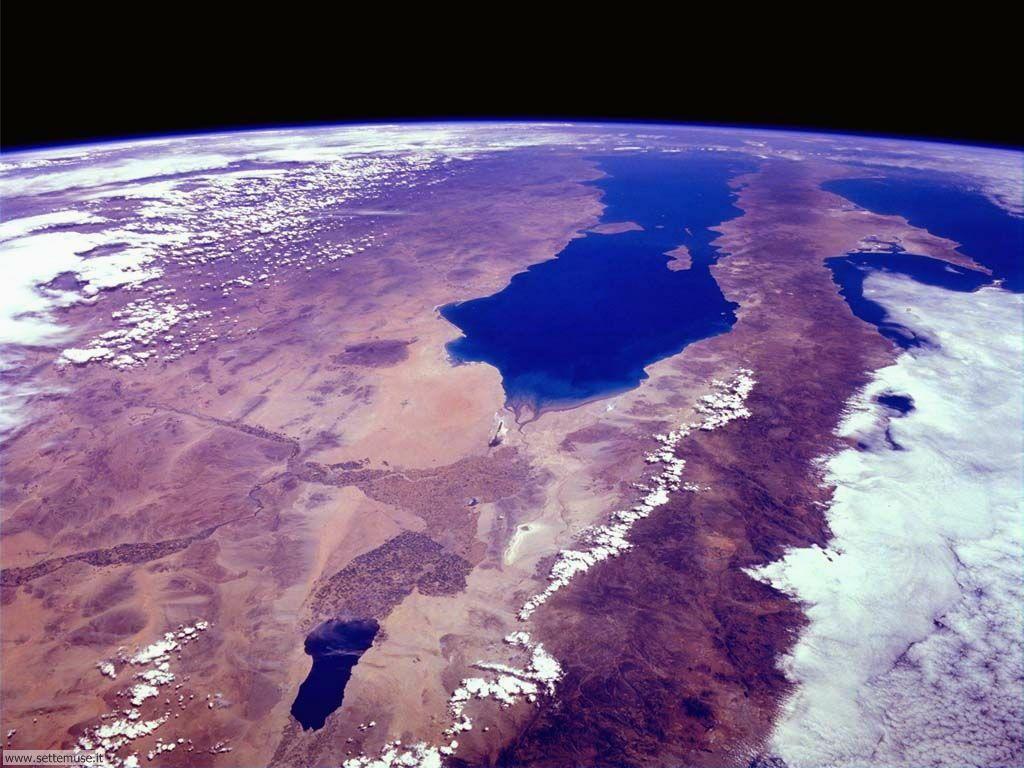 Immagini del pianeta Terra visto dallo spazio 014