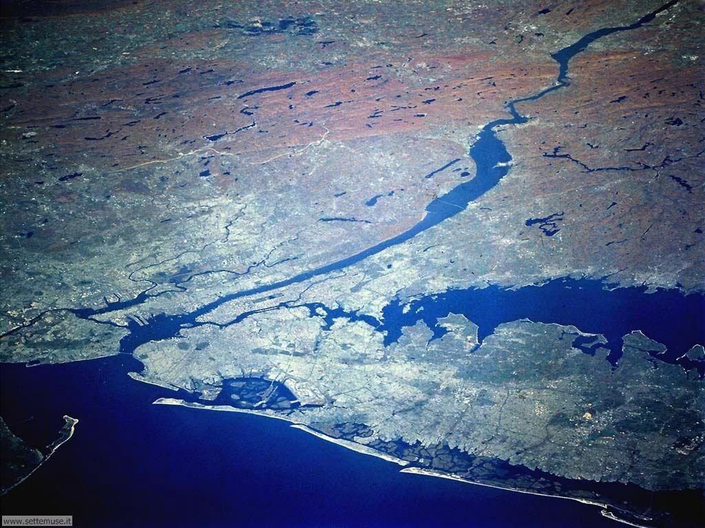 Immagini del pianeta Terra visto dallo spazio 016