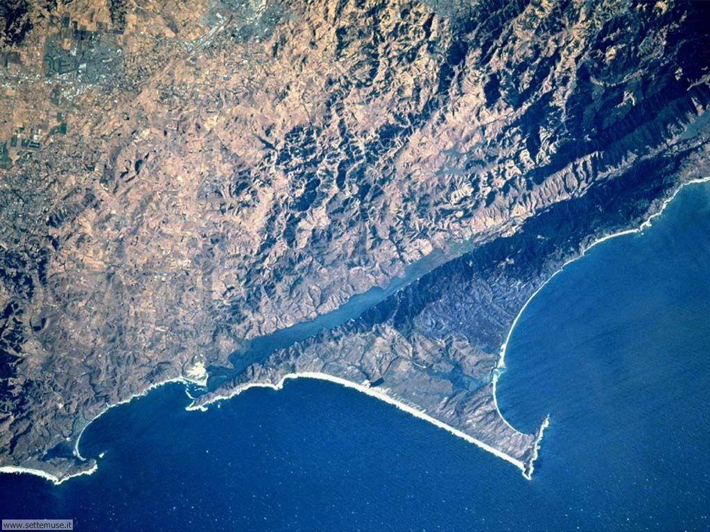 Immagini del pianeta Terra visto dallo spazio 017