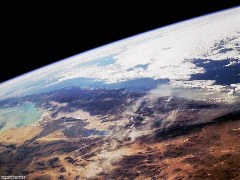 Immagini del pianeta Terra visto dallo spazio 018