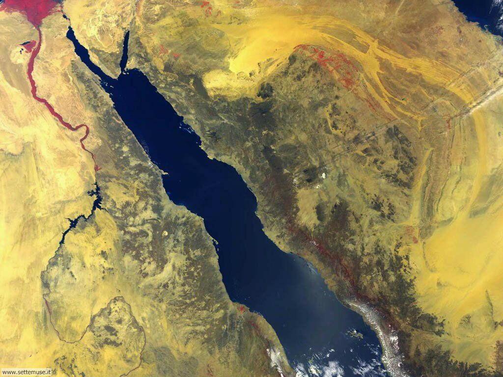 Immagini del pianeta Terra visto dallo spazio 020