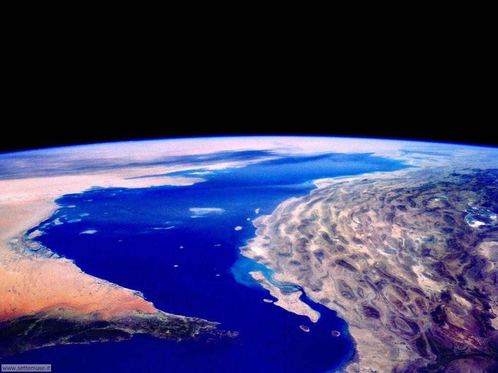 Immagini del pianeta Terra visto dallo spazio 021