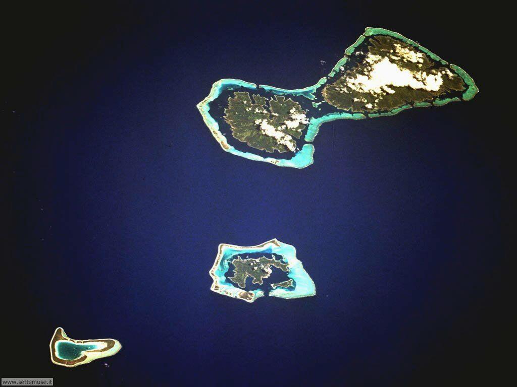 Immagini del pianeta Terra visto dallo spazio 022