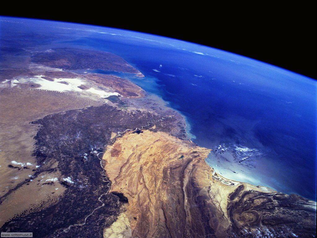 Immagini del pianeta Terra visto dallo spazio 024