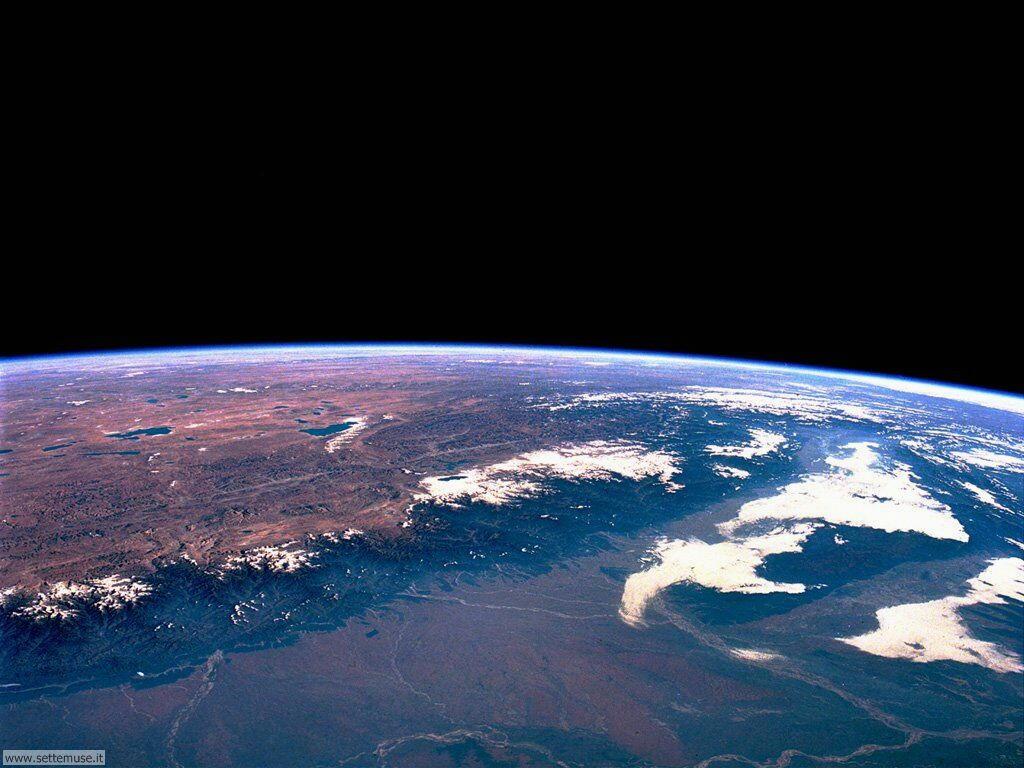 Immagini del pianeta Terra visto dallo spazio 025