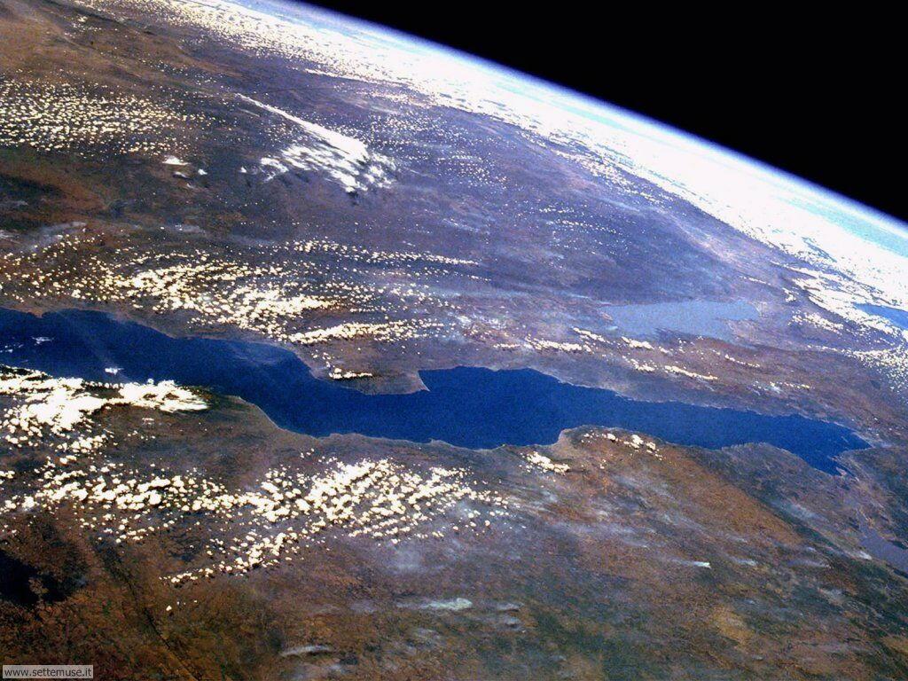 Immagini del pianeta Terra visto dallo spazio 027