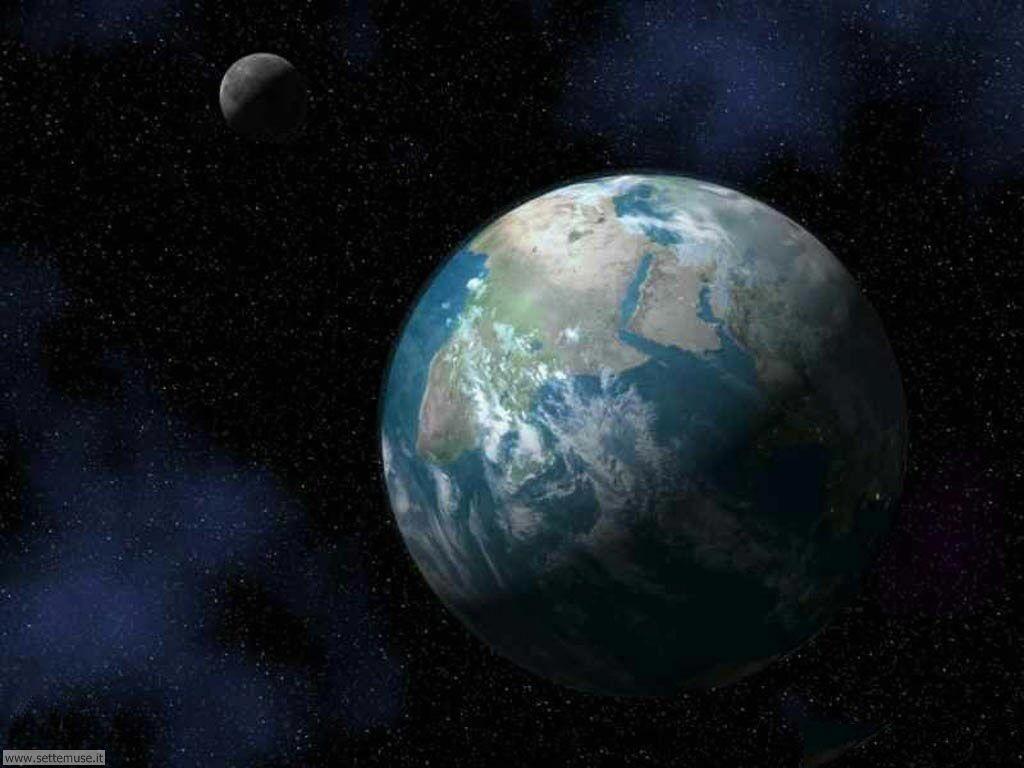 Immagini del pianeta Terra visto dallo spazio 028