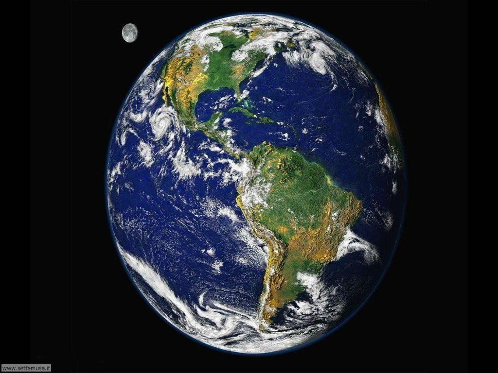 Immagini del pianeta Terra visto dallo spazio 031