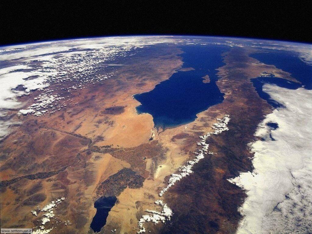 Immagini del pianeta Terra visto dallo spazio 033