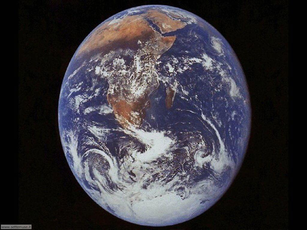 Immagini del pianeta Terra visto dallo spazio 034