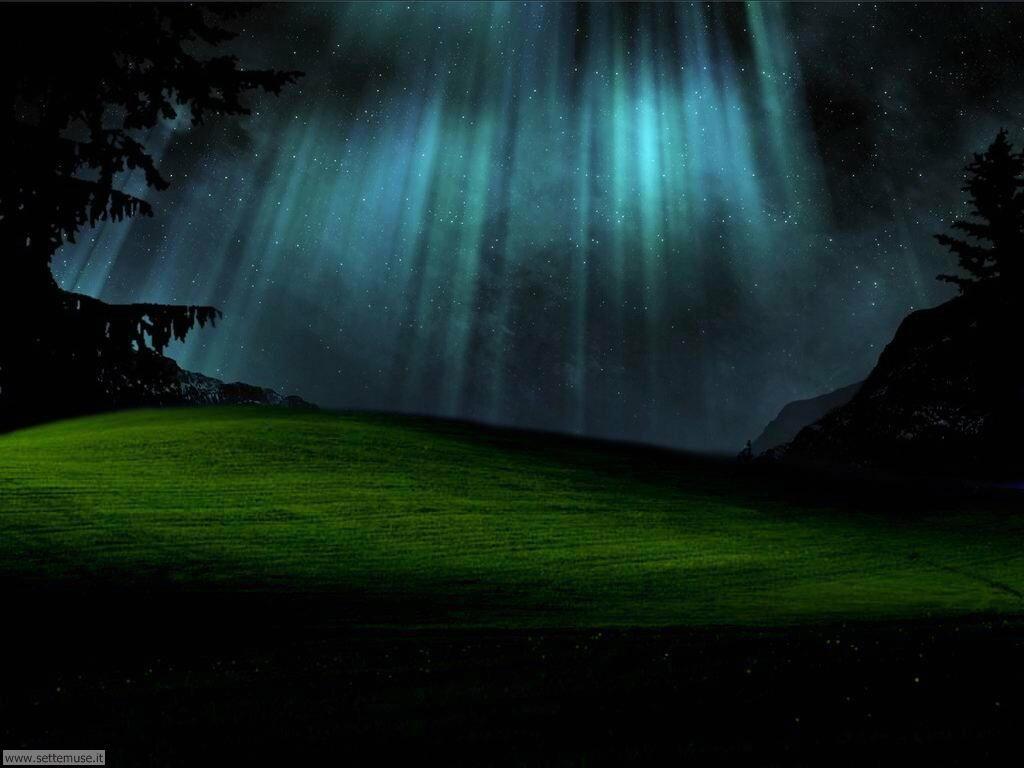 Foto pianeta terra per sfondi desktop - Good night nature pic ...