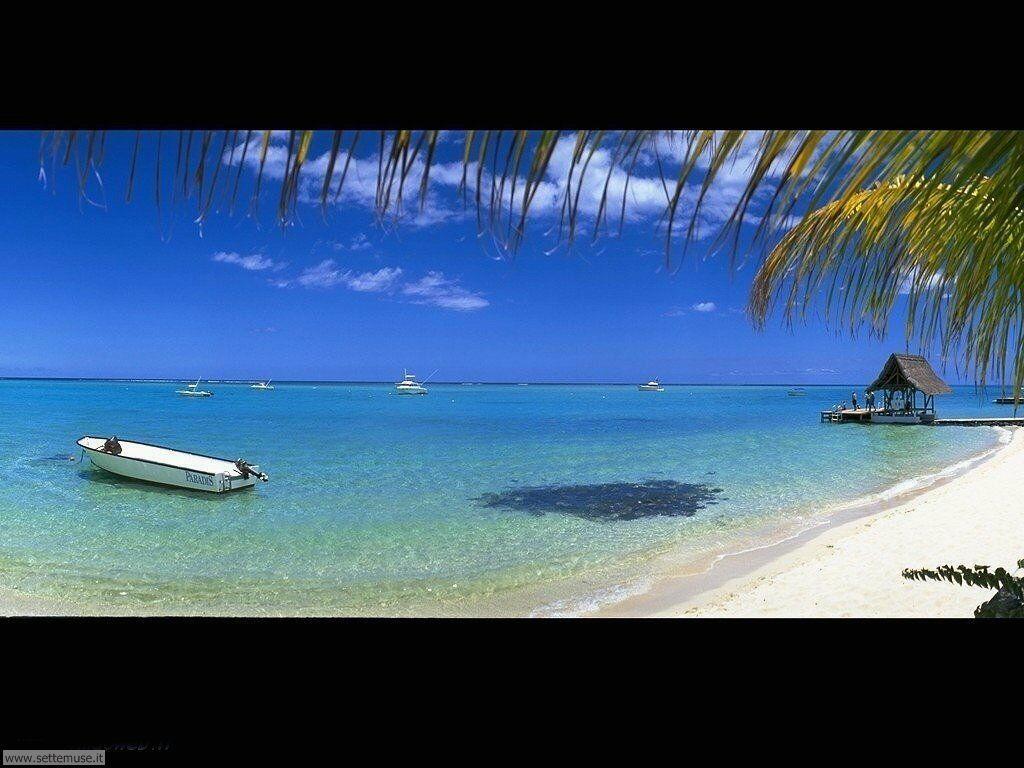 Foto desktop di spiagge da sogno 005