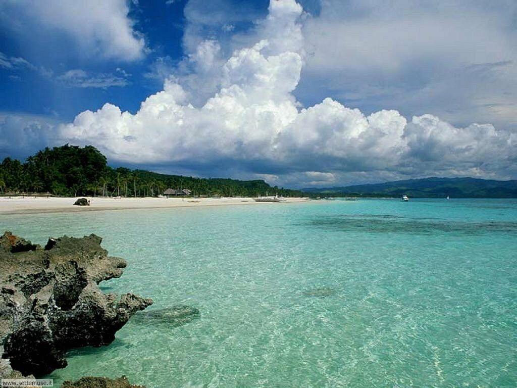 Foto Spiagge Per Sfondi Desktop Settemuseit