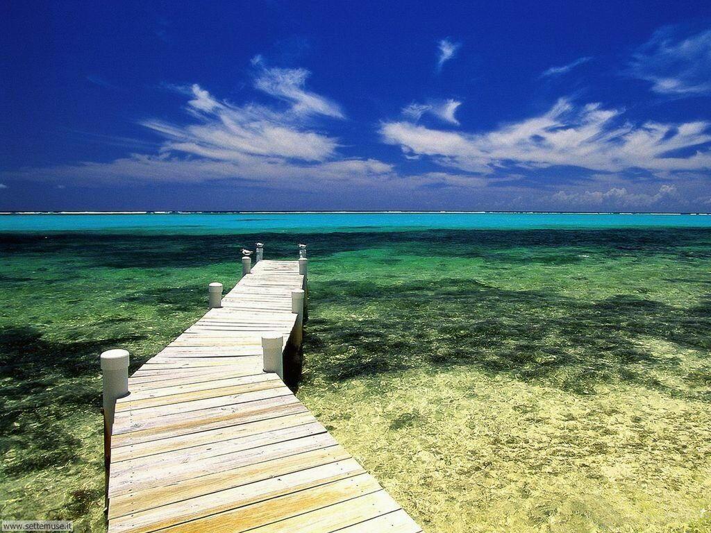Foto desktop di spiagge da sogno 008