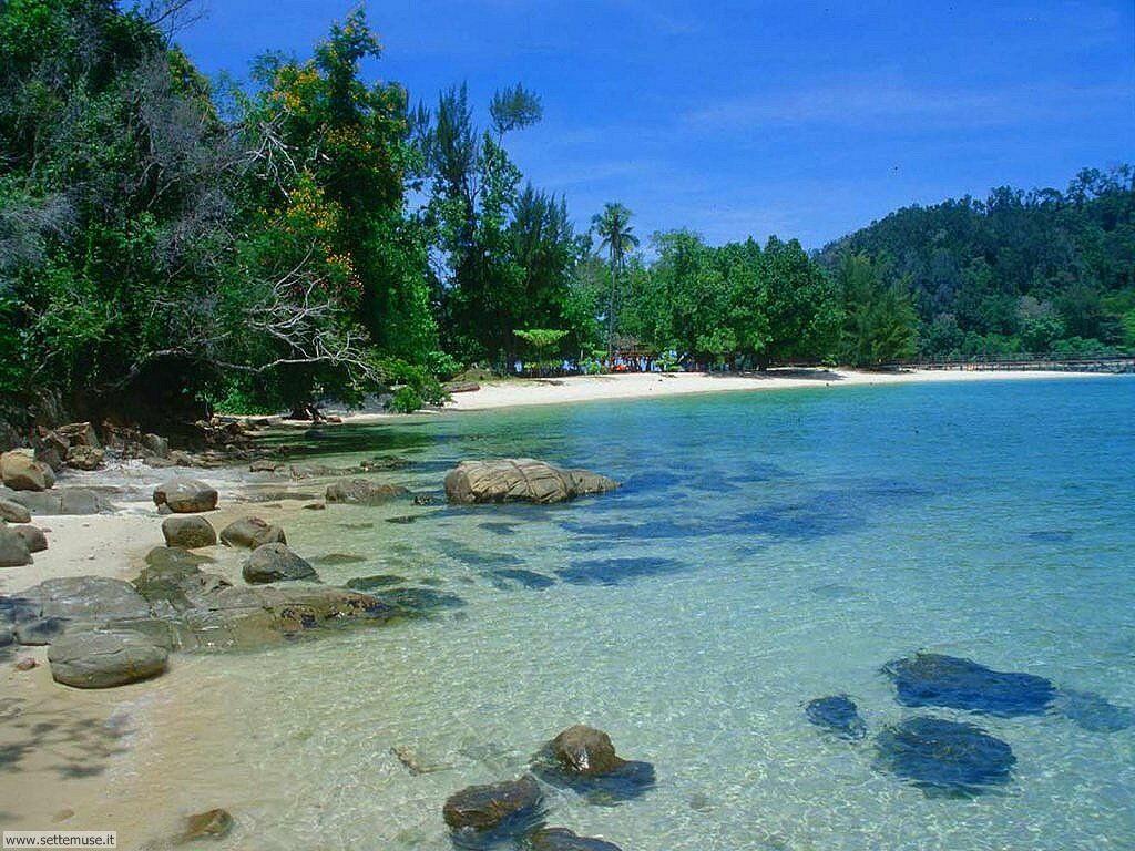 Foto desktop di spiagge da sogno 013