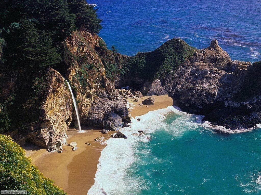 Foto desktop di spiagge da sogno 032