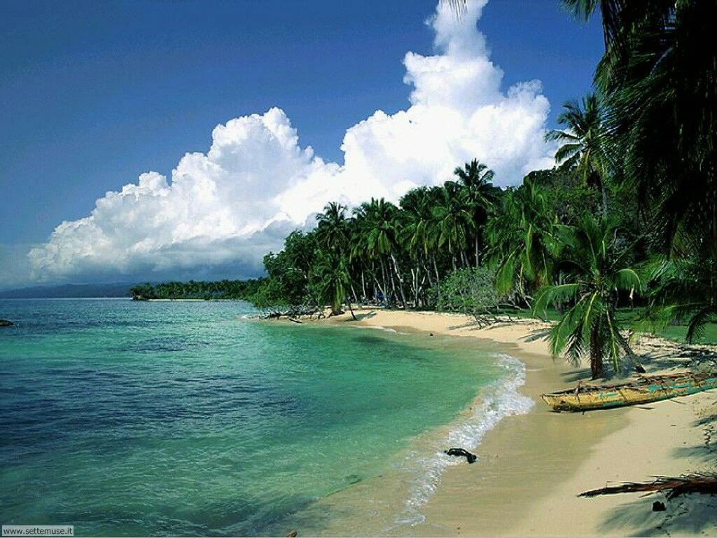 Foto desktop di spiagge da sogno 067