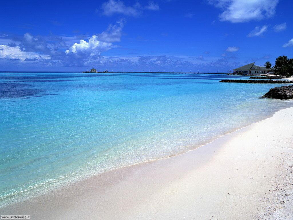 Foto Spiagge Per Sfondi Desktop Settemuse It