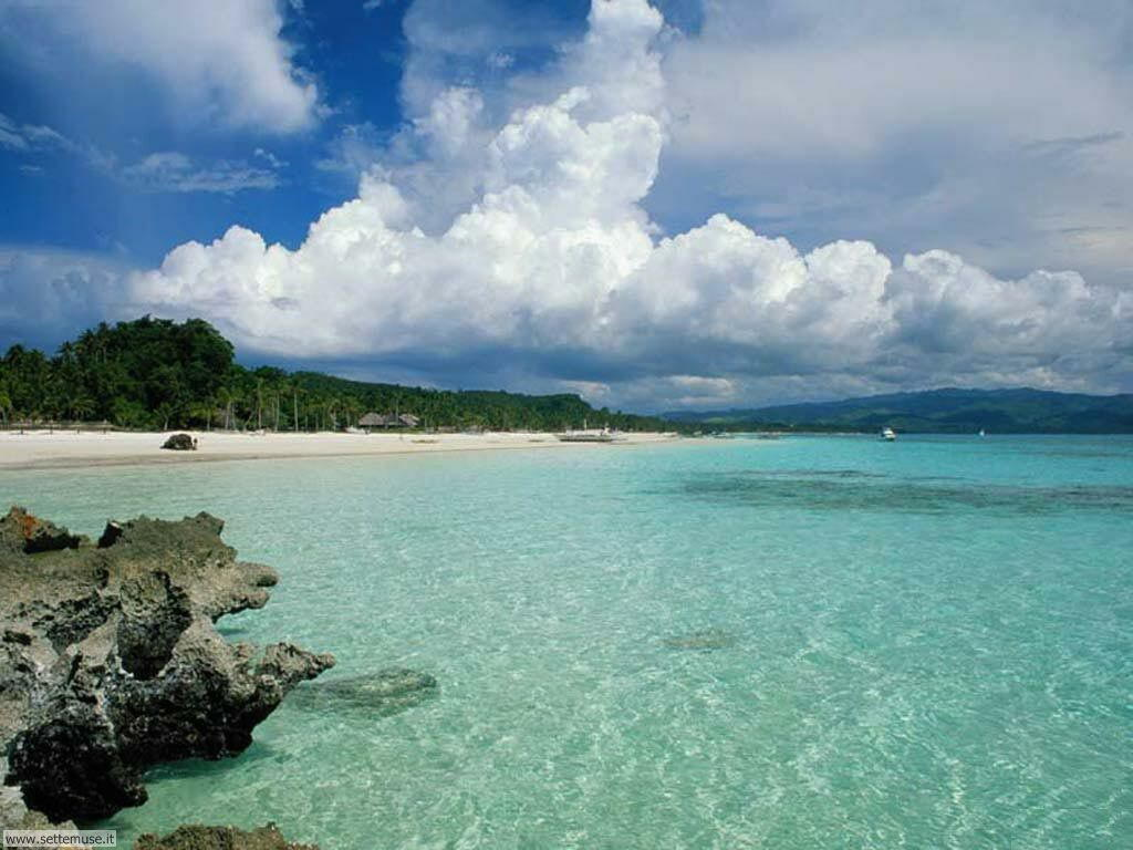 Foto desktop di spiagge da sogno 079