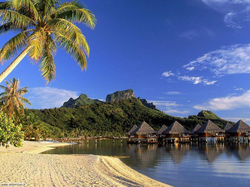 Foto desktop di spiagge da sogno 081