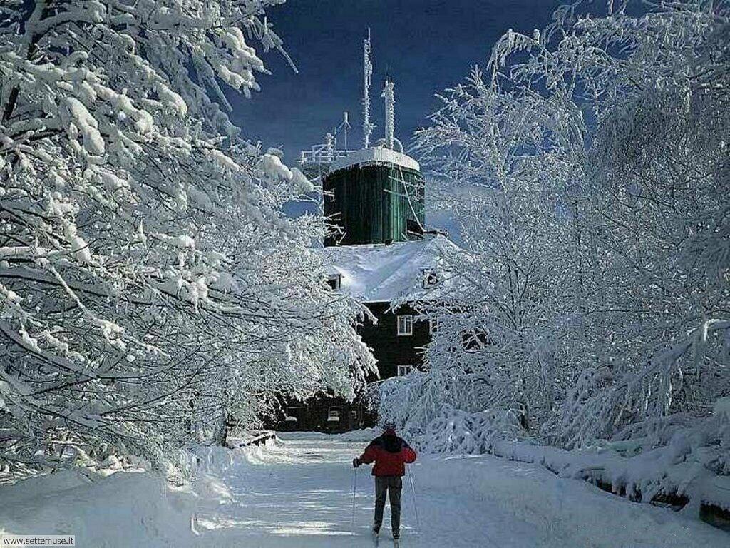 Foto desktop della stagione inverno 039