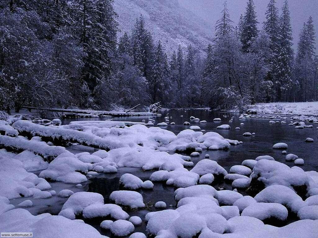 Foto desktop della stagione inverno 043