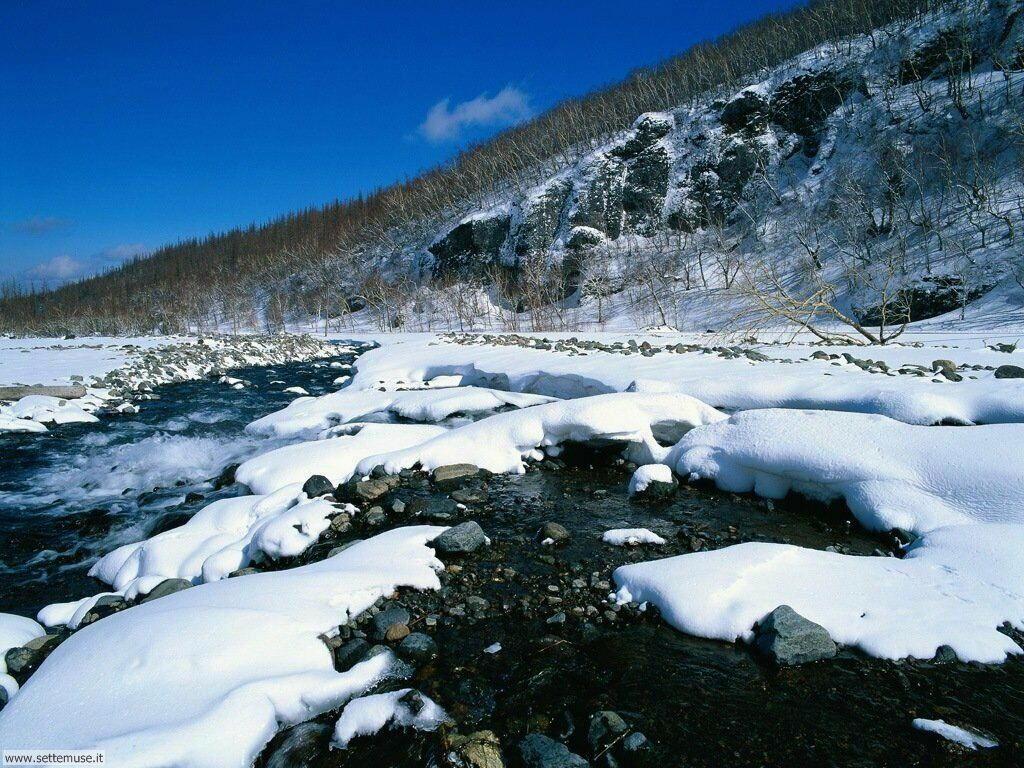 Foto desktop della stagione inverno 047