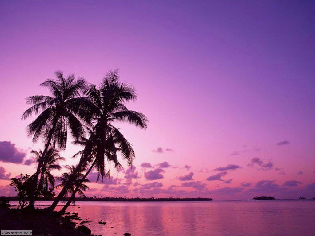 foto tramonti albe per sfondi desktop