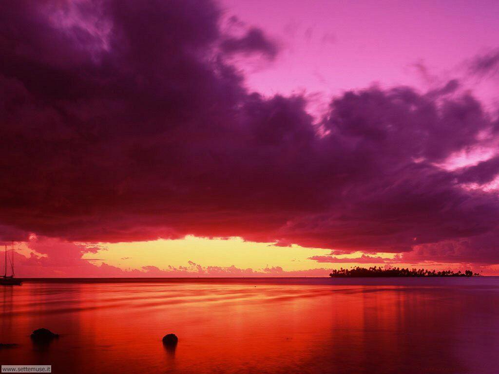 Foto tramonti albe per sfondi desktop for Sfondi desktop aurora boreale