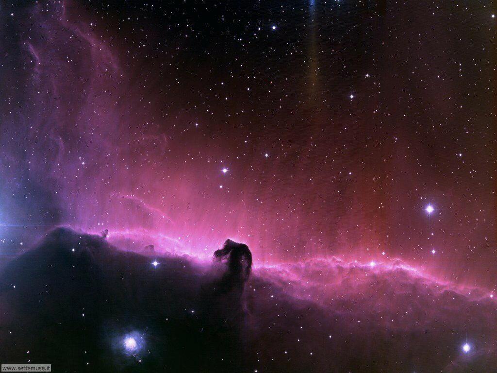 Foto desktop dell'Universo, galassie, nebulose 003