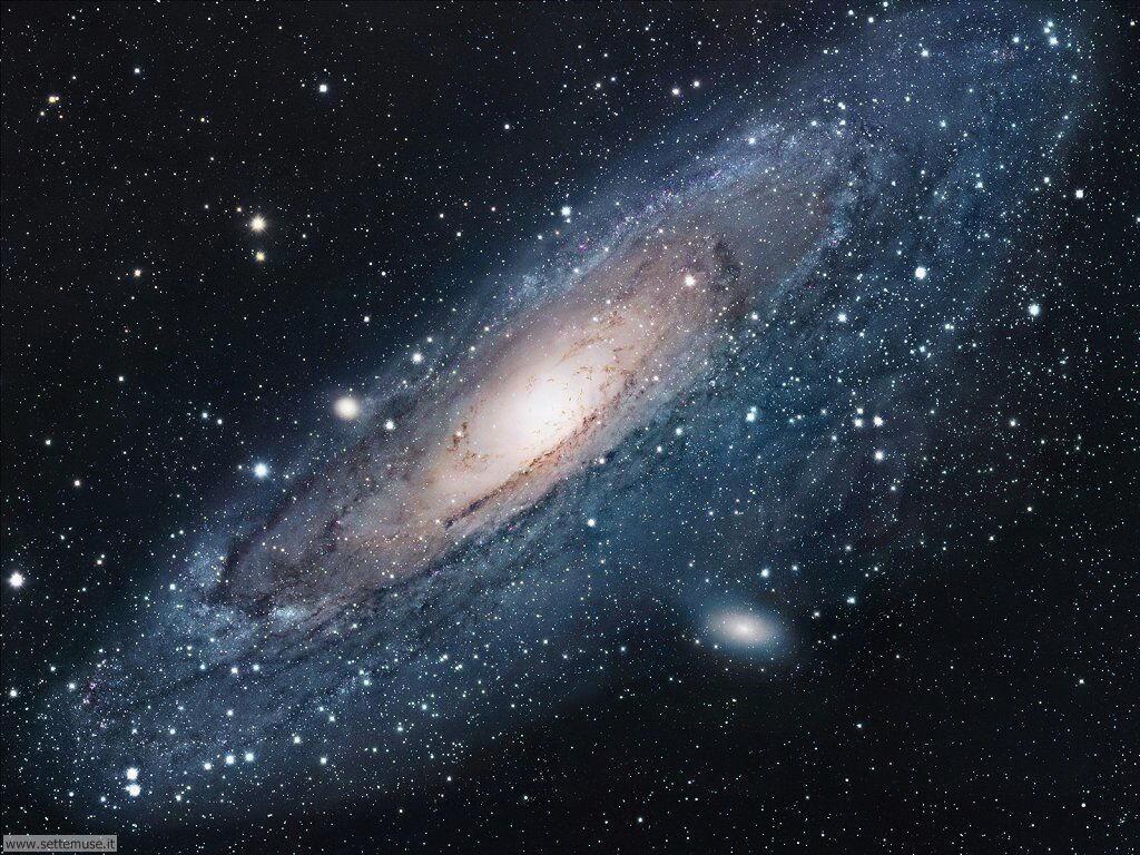 Foto desktop dell'Universo, galassie, nebulose 017