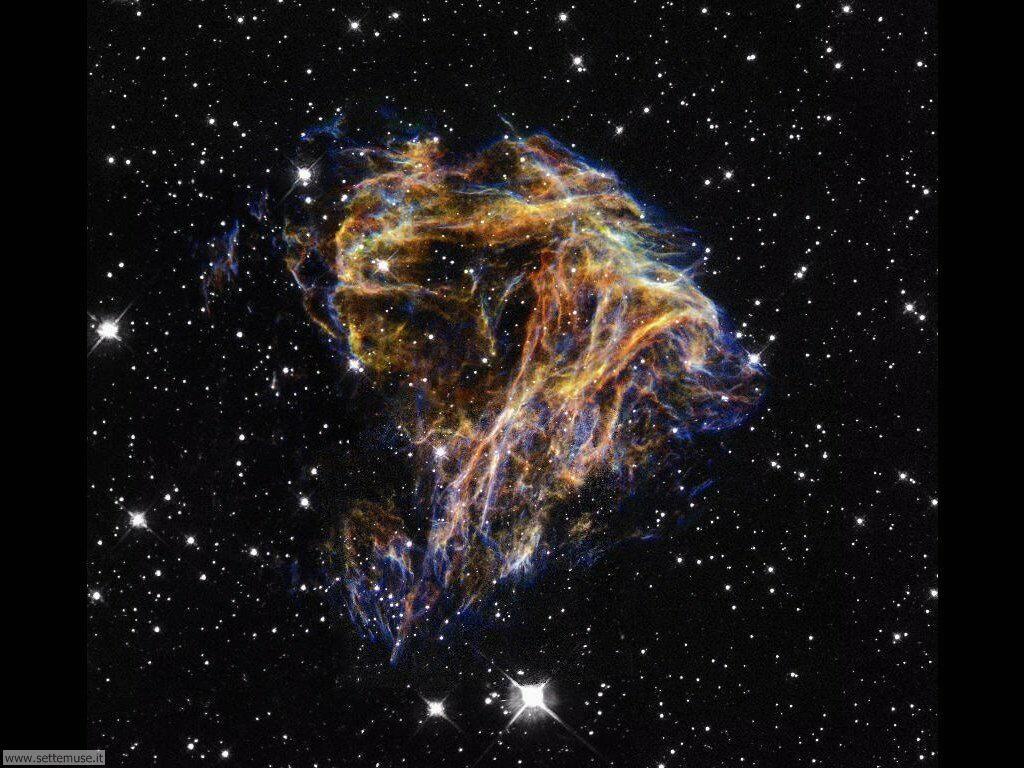 Foto desktop dell'Universo, galassie, nebulose 025