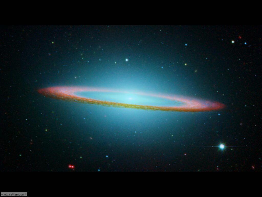 Foto desktop dell'Universo, galassie, nebulose 029