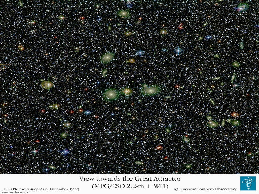 Foto desktop dell'Universo, galassie, nebulose 037