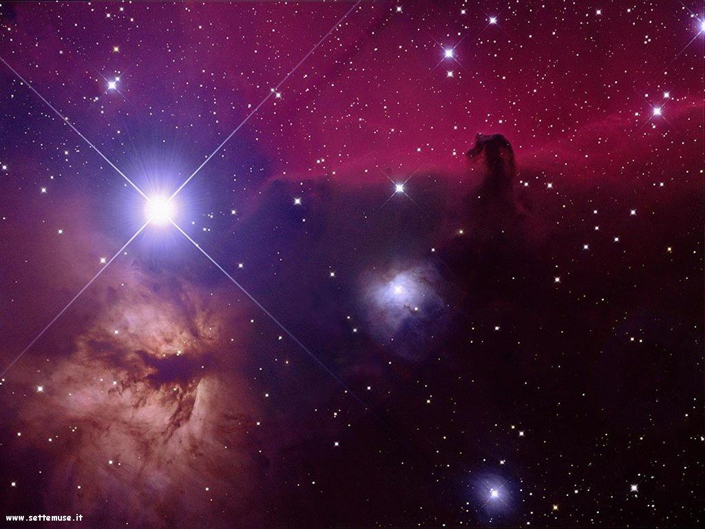 Foto desktop dell'Universo, galassie, nebulose 038