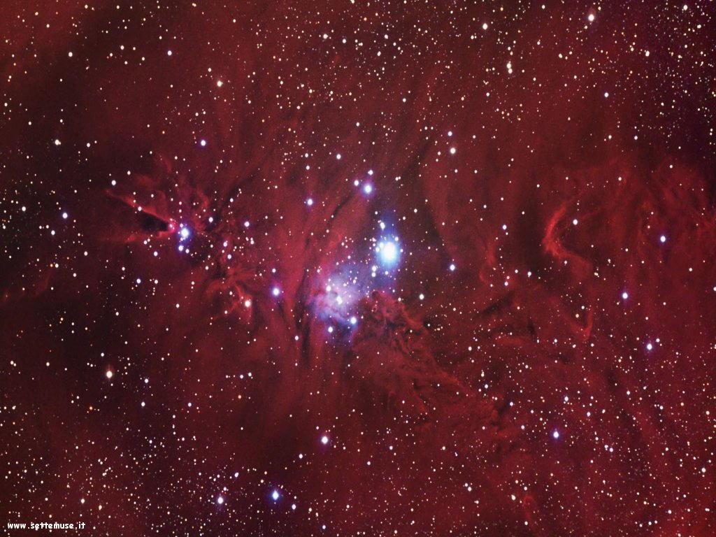 Foto desktop dell'Universo, galassie, nebulose 041