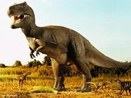 Foto animali preistorici