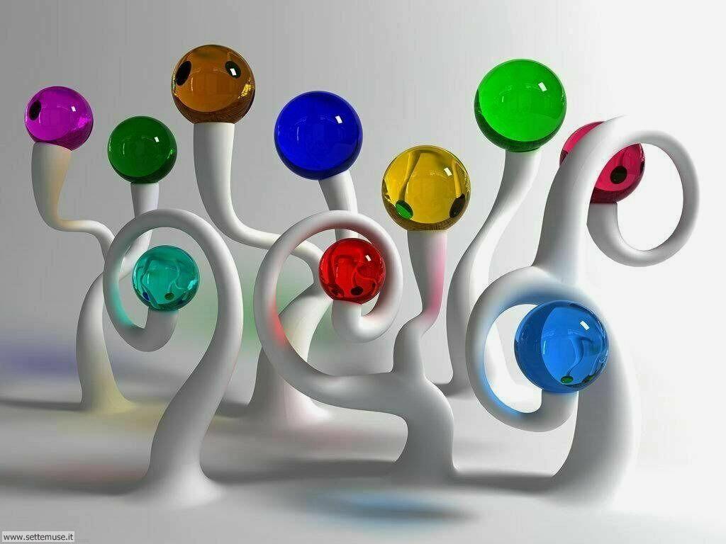 Foto Digital Art 083 Funghi venusiani
