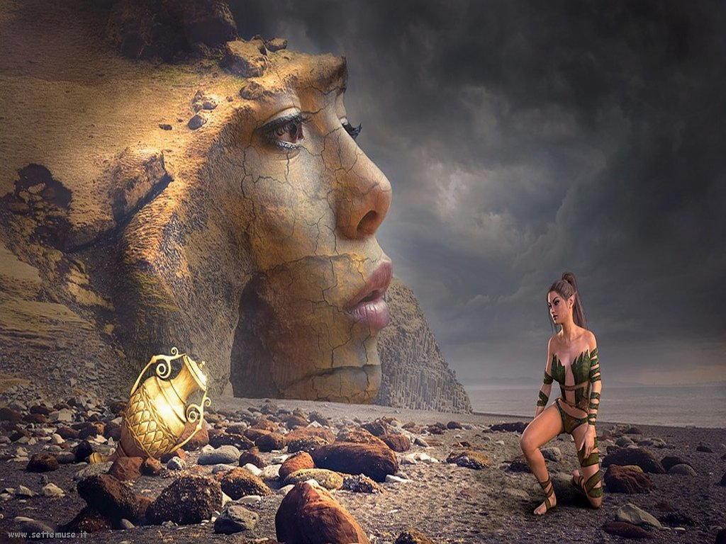 foto di digital fantasy per sfondi
