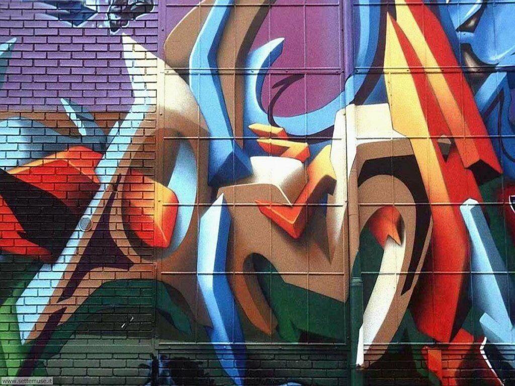 Foto graffiti e murales per sfondi for Immagini di murales e graffiti
