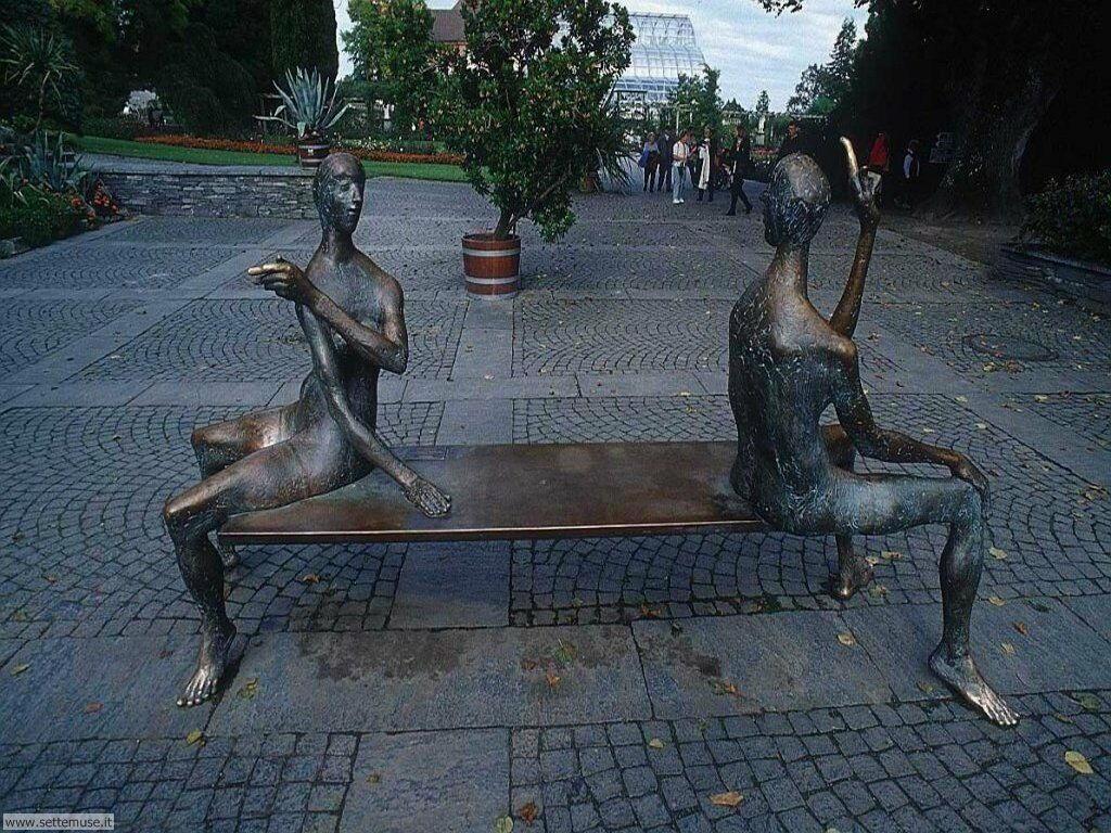 foto di sculture e statue per sfondi
