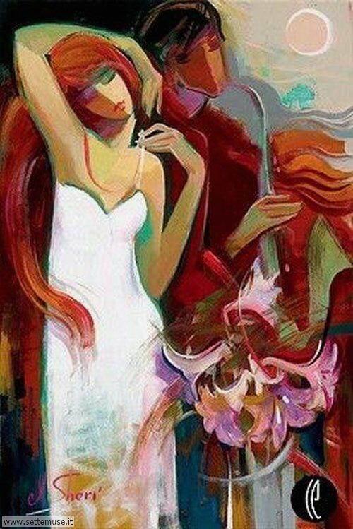 sfondi smartphone tema arte Irene Sheri 04