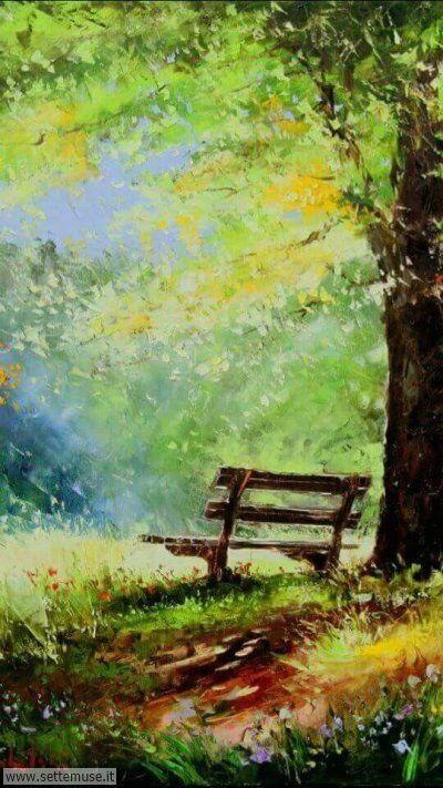 arte e dipinti su foto autunno 01