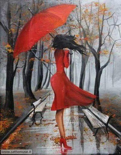 arte e dipinti su foto autunno 04
