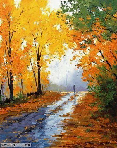 arte e dipinti su foto-autunno Graham Gercken 3
