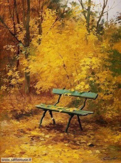 arte e dipinti su foto-autunno Serguei Toutounov