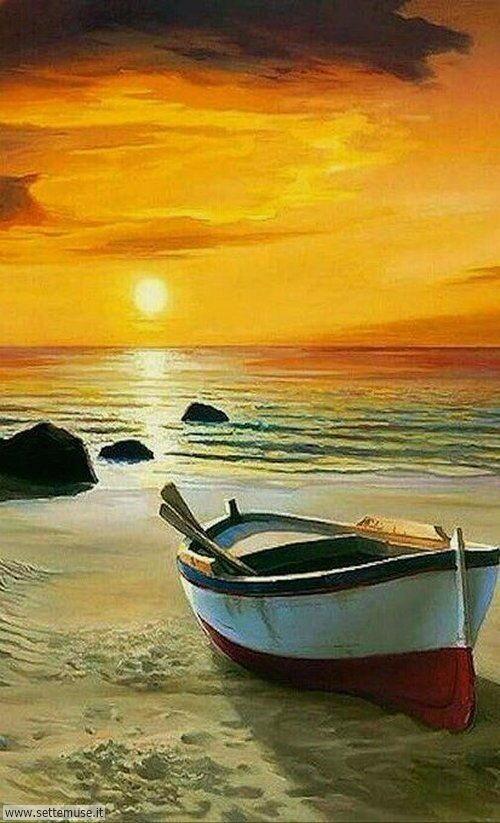 arte e dipinti su foto barche-04